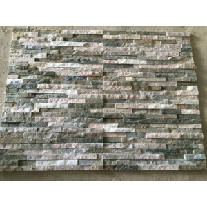 mix color slate cultural stone