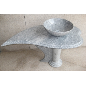 Bourne Grey granite sink and basins
