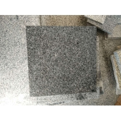 polished dark Grey granite new G654 granite tile